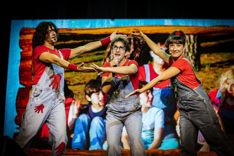 '¡Viva Mi Planeta!- La fiesta de mi pueblo' con CantaJuego en Palacio de Exposiciones y Congresos de Granada (Granada)
