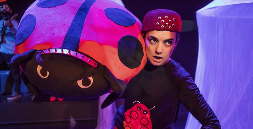 Teatro 'Carlota: Odisea en el Espacio' en Teatros Luchana (Madrid)