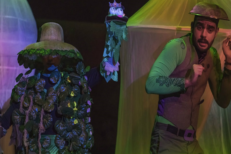 Teatro infantil 'Carlota: Odisea en el espacio' en Teatros Luchana (Madrid)