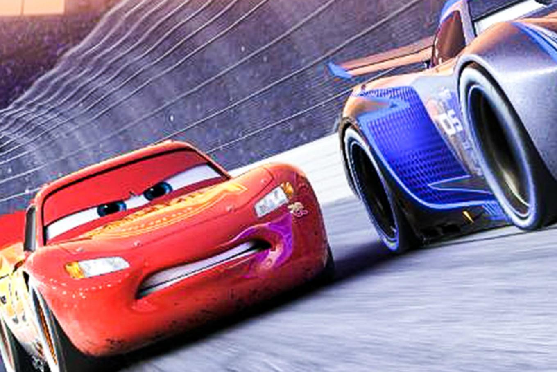 'Cars 3' en Teatre Flumen (Mislata)