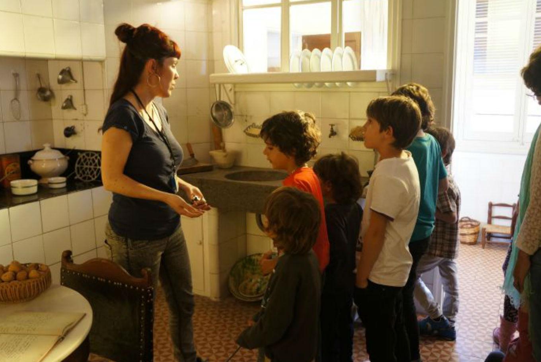 Visita a la Casa Masó para los más peques en Casa Masó (Girona)