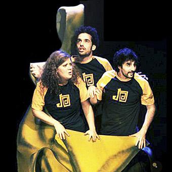 Show de improvisación 'ChiquiJamming' en Palacio de Exposiciones y Congresos de Granada (Granada)