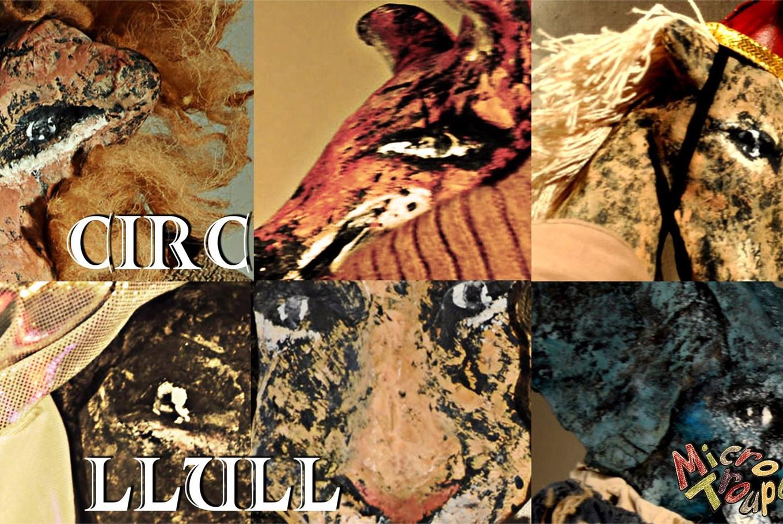 Títeres 'Circ Llull' en La Puntual (Barcelona)