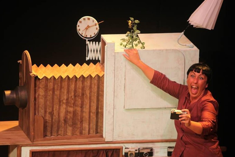 Teatro infantil 'Click' en Sala Petxina (Valencia)