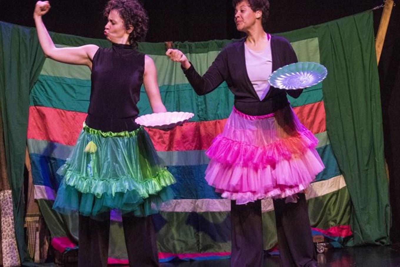 Teatro 'Colores' para niños en Teatro Arbolé (Zaragoza)