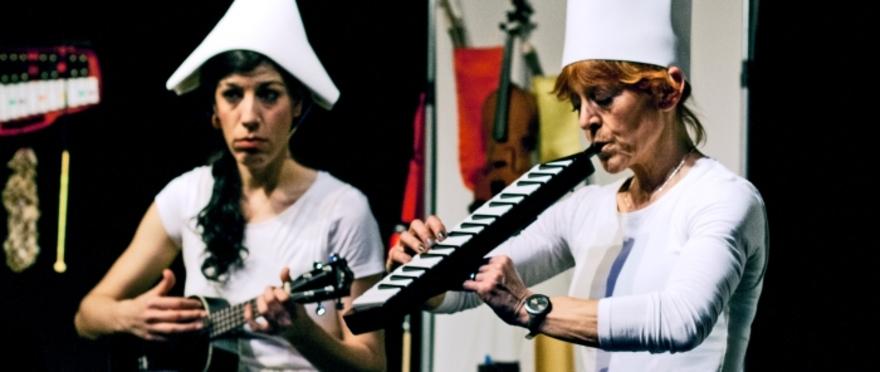 Teatro 'La Reina de los Colores' en Artespacio Plot Point (Madrid)