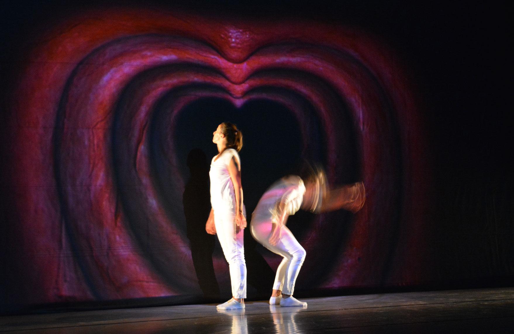 Espectáculo de danza 'Colorhadas' en Teatro Arbolé (Zaragoza)