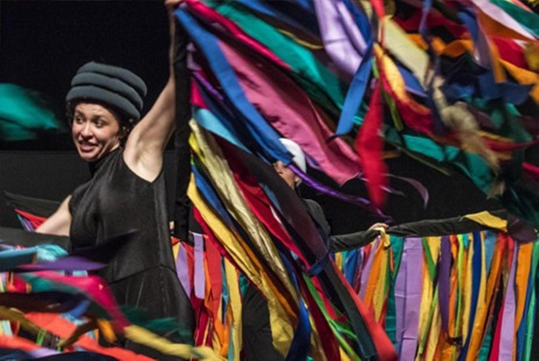 Teatro infantil 'Colors' en Teatro Tarambana (Madrid)