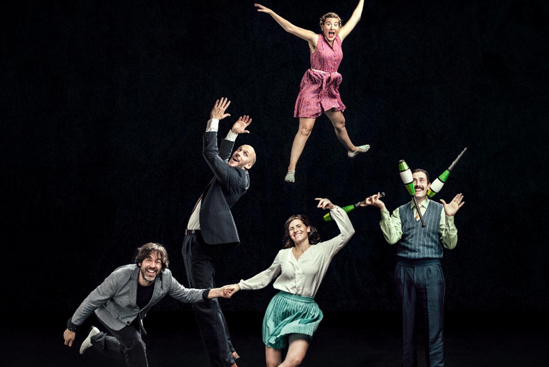 Concierto 'Las mil caras del swing' en CaixaForum Madrid (Madrid)