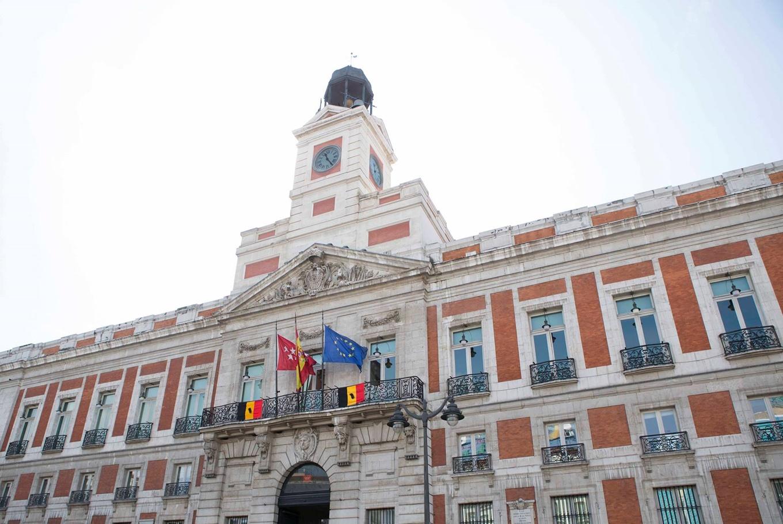 Lugares para ni os en madrid for Real casa de correos madrid