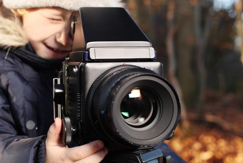 Taller de cortometrajes para niños en Mr Willbe (Madrid)