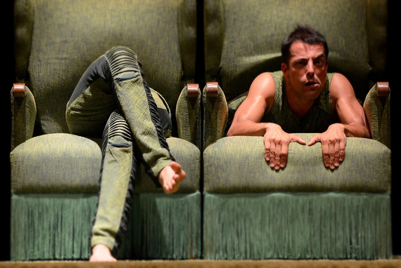 Espectáculo de danza '¿Cuál es mi nombre...?' en Teatro Echegaray (Málaga)
