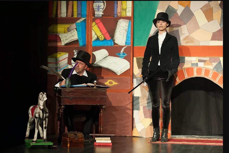 Teatro 'Cuento de Navidad' en Teseo Teatro (Madrid)
