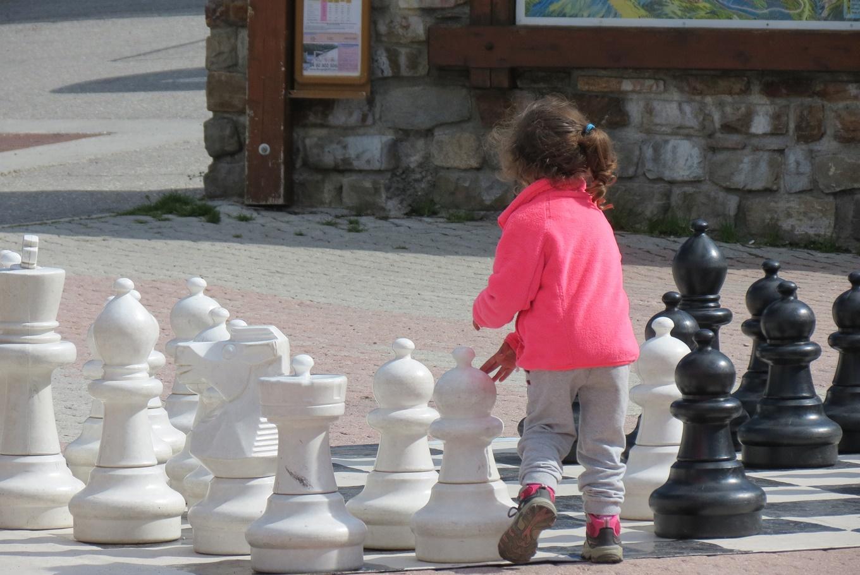 Curso 'Top chess' en Centro Ibercaja La Rioja (Logroño)