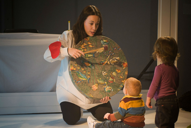 Espectáculo infantil 'Pintamúsica' en Teatre Romea (Barcelona)