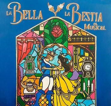 Teatro 'La Bella y la Bestia, el Musical' en Teatro San Francisco (León)