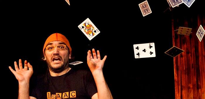 Magia '¡Papás, quiero ser mago!' en Teatros Luchana (Madrid)