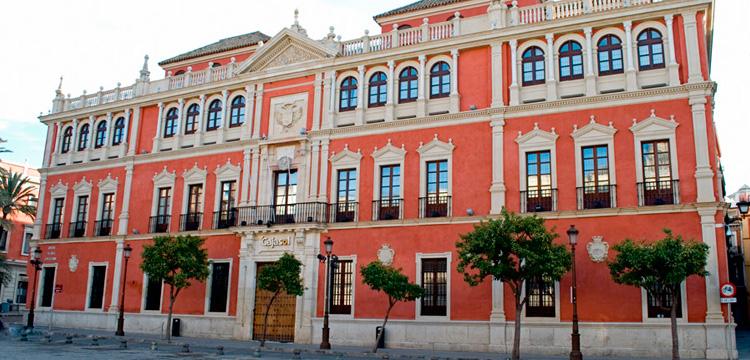 Sala Chicarreros Teatro Cajasol