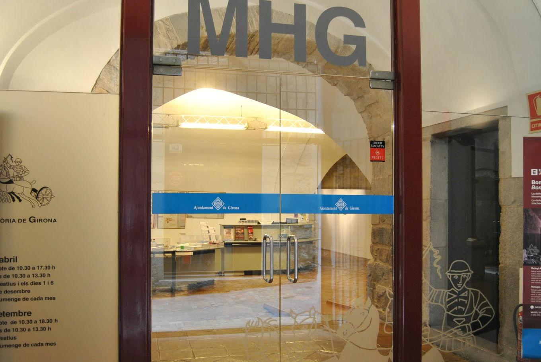Jornada de puertas abiertas en el Museo de Historia de Girona en Museu d'Historia de Girona (Girona)