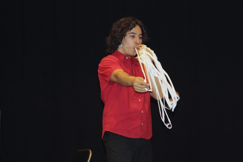 'Volta á maxia' con Dani García en Fórum Metropolitano (A Coruña)