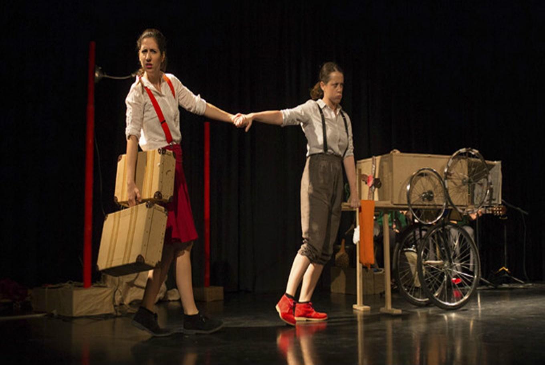 Teatro infantil 'Deambulantes' en Teatros Luchana (Madrid)