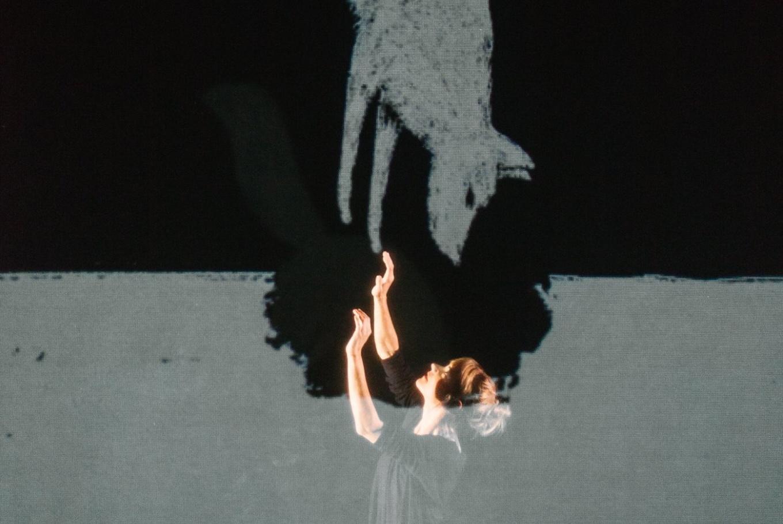 Danza 'Deshielo' en Teatro Echegaray (Málaga)