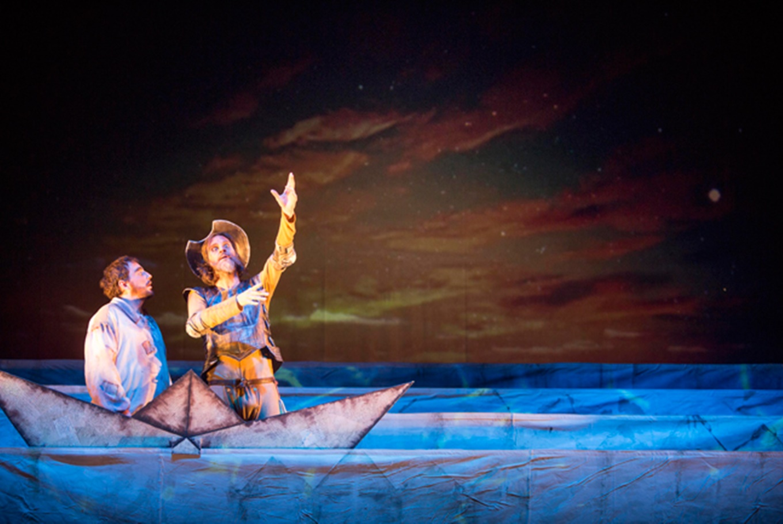 'Don Quijote en la patera' en Gran Teatro de Cáceres (Cáceres)