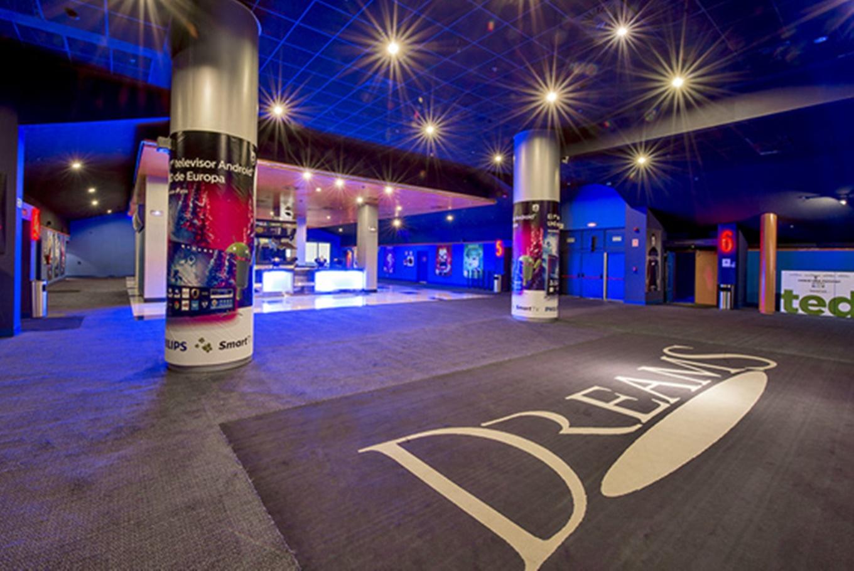 Cine Dreams Palacio de Hielo