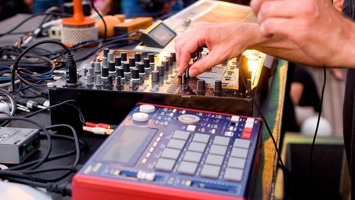 Taller 'Música electrónica para niños' en La Casa Encendida (Madrid)