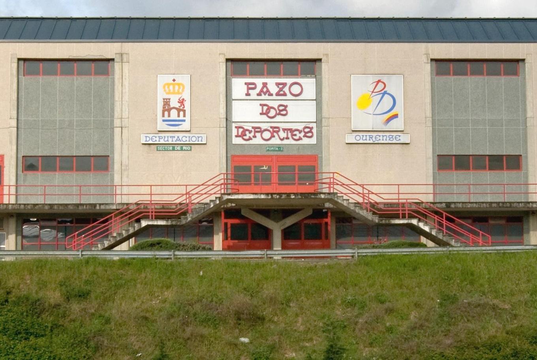 Pazo dos deportes Paco Paz