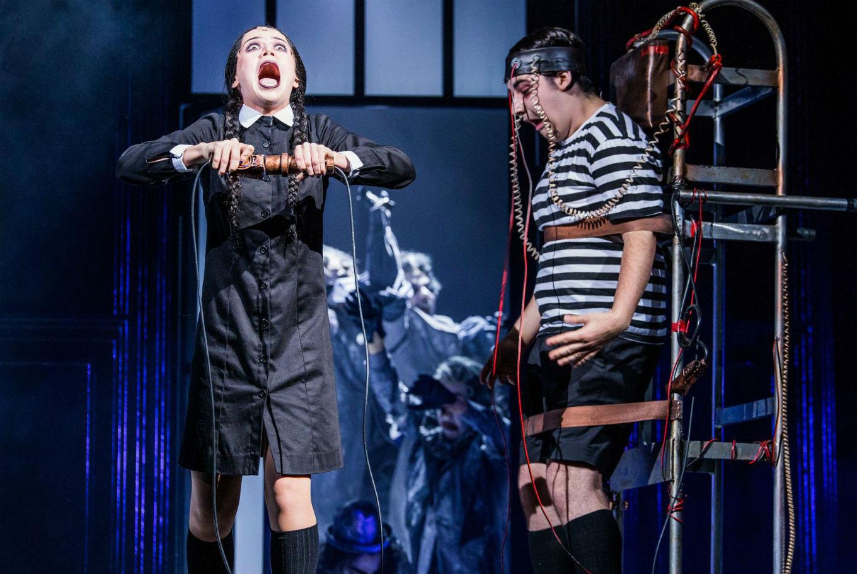 'La familia Addams', el musical en Palacio Euskalduna de Congresos y de la Música (Bilbao)