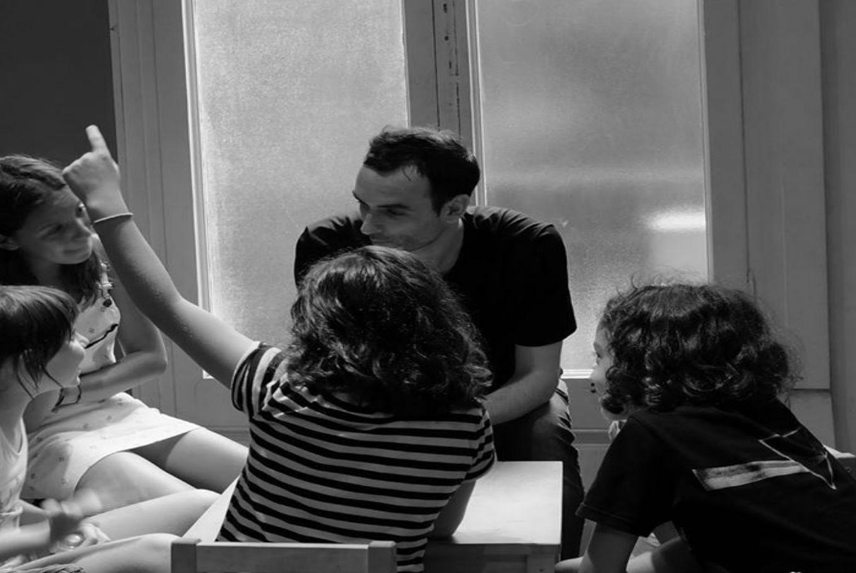 Talleres de filosofía para niños en La Central del Raval (Barcelona)