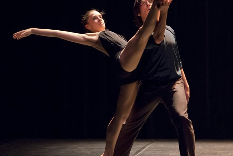 Danza 'Home de Area' en Teatro Colón (A Coruña)