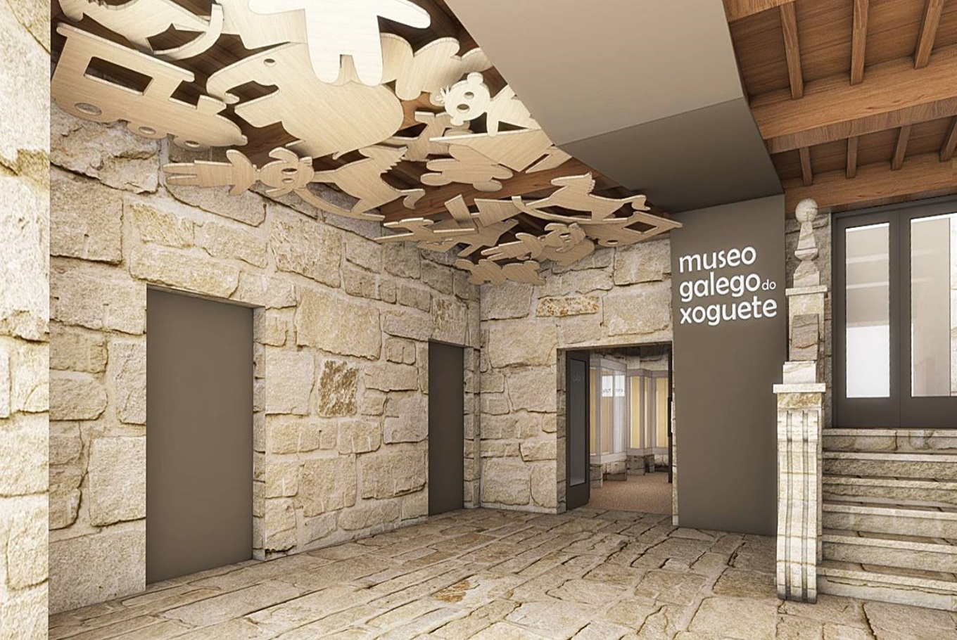 Museo Galego do Xoguete/Museo Gallego del Juguete