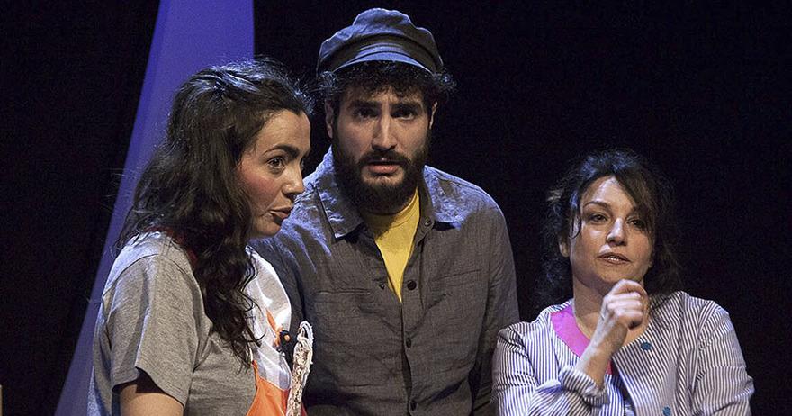 Teatro 'Una gamberrada de función' en Teatros Luchana (Madrid)
