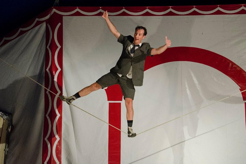 Espectáculo 'Circo Mediterráneo' en Museo Picasso Málaga (Málaga)