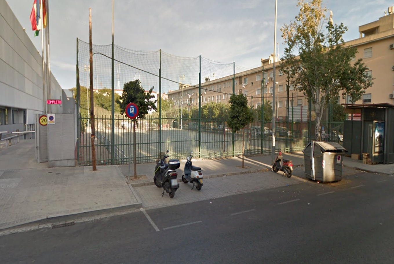 Centro Deportivo Bermejales I