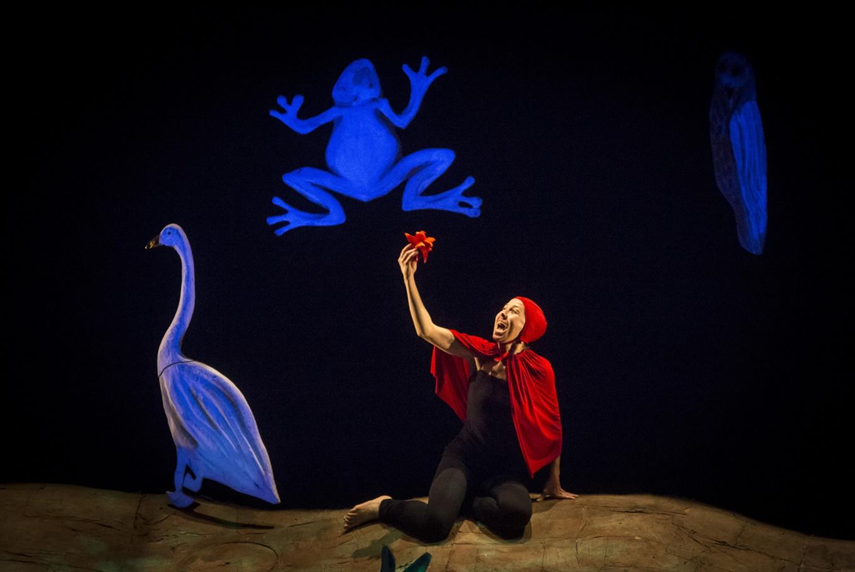 Teatro 'El Bosc de Grimm' en CaixaForum Barcelona (Barcelona)