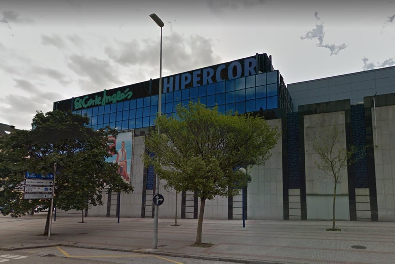 El Corte Inglés Gijón