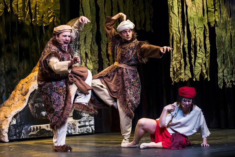 Espectáculo infantil 'El Llibre de la Selva' en Jove Teatre Regina (Barcelona)