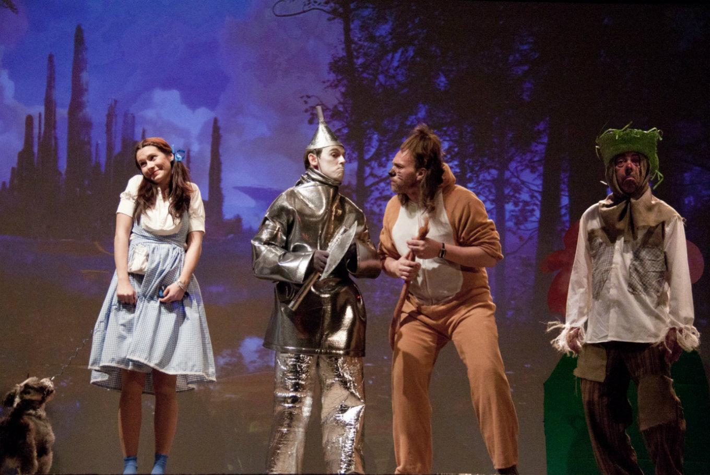 Musical 'El Mago de Oz' en Teseo Teatro (Madrid)