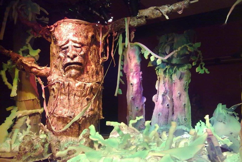 'El Teatrillo de los Sueños' en Sala de Teatro El Dragón Estragón (Madrid)