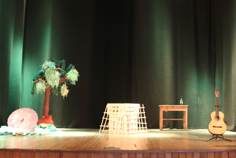 Musical 'El burrito de Moguer' en Sala de Teatro Bululú (Madrid)