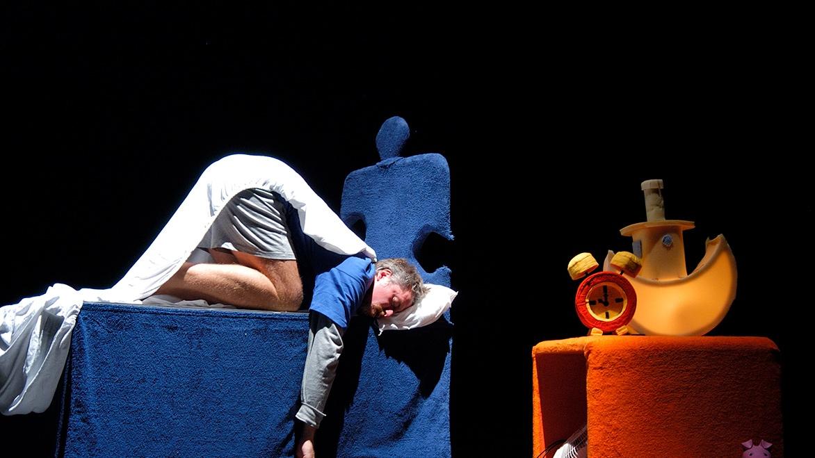 Teatro Infantil 'Hambre de Lobo' en La Casa Encendida (Madrid)