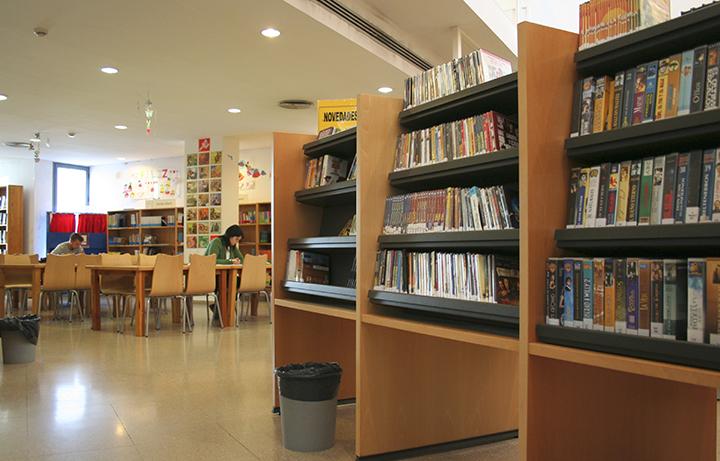 Biblioteca Municipal Entreparques