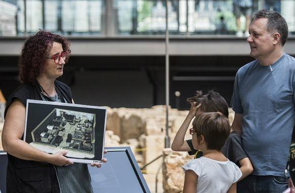 Exposición 'Cine y emociones. Un viaje a la infancia' en CaixaForum Girona (Girona)