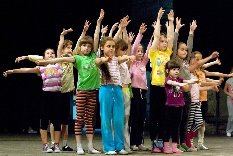Curso de teatro infantil-juvenil en Ea! Teatro (Albacete)