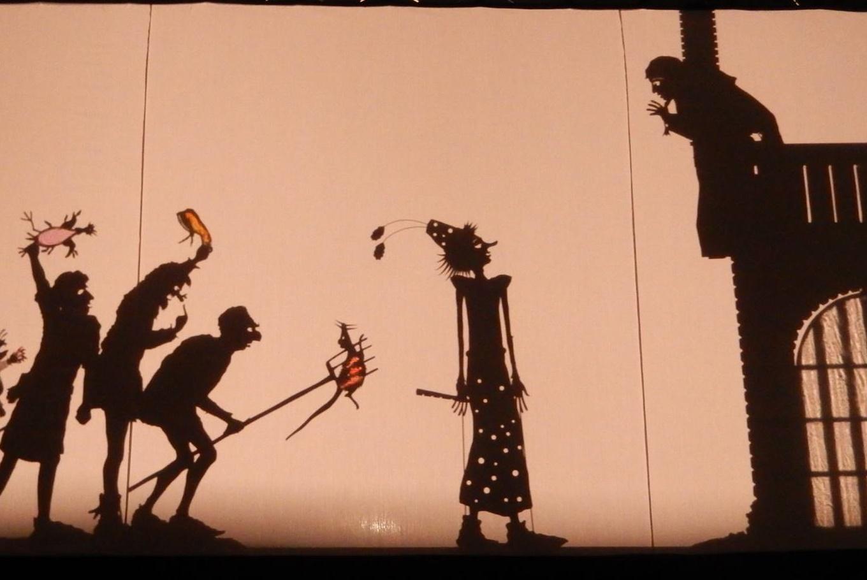 Teatro 'El flautista d'Hamelin' en Carme Teatre (Valencia)