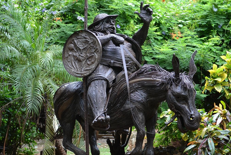 'Los fogones de Sancho Panza' en Museo Casa Natal de Cervantes (Alcalá de Henares)