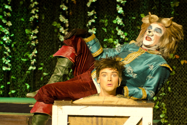 Espectáculo musical 'El gato con botas el miaaauuu-sical' en Cine Palacio de la Prensa (Madrid)